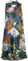 Marni Maddon print sleeveless dress