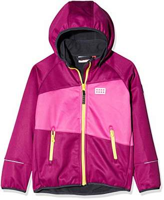 Lego Wear Girl's Tec Unisex Lwsiam 701-Softshelljacke Jacket