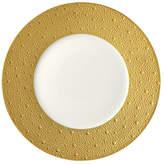 Bernardaud Ecume Gold Salad Plate