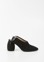 Dries Van Noten black slingback ballet heel