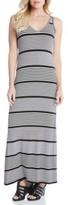 Karen Kane Women's Alana Stripe Maxi Dress