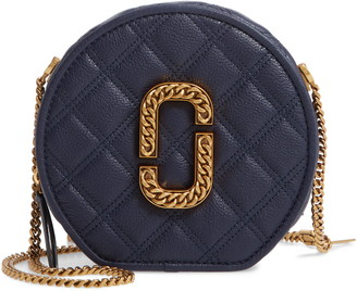 Marc Jacobs The The Status Quilted Leather Crossbody Bag