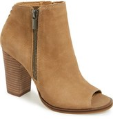 Lucky Brand 'Lamija' Open Toe Bootie (Women)