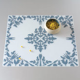Modern-Twist Damask Placemat