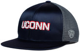 Top of the World Women's Connecticut Huskies Big Faux-Satin Snapback Cap