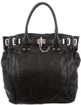 Rachel Zoe Crinkled Leather Hutton Tote