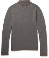 Giorgio Armani - Wool-blend Sweater