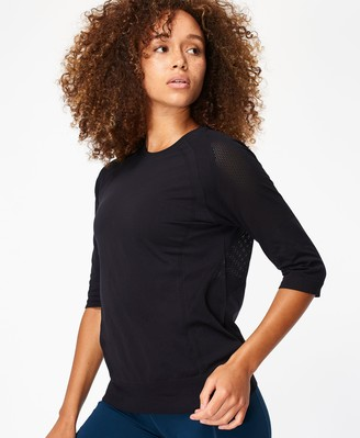Sweaty Betty Dynamic Seamless Yoga Top