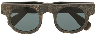 Rigards Round Frame Sunglasses