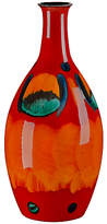 Poole Pottery Poole Volcano Tall Bottle Vase, H26cm