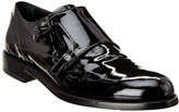 Tod's TodS Double Monk Patent Oxford