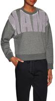 3.1 Phillip Lim Dropped Shoulder Seam Sweatshirt
