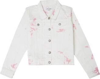 Art & Eden Priya Washed Denim Jacket