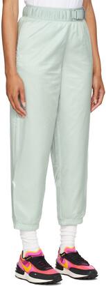 Nike Blue Sportswear Tech Pack Lounge Pants
