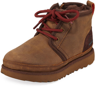 UGG Neumel II Waterproof Lace-Up Boots, Toddler