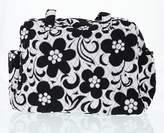 Vera Bradley Baby Bag / Diaper Bag (Night & Day) by