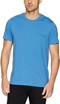 HUGO BOSS Men's 100% Cotton Crew T-Shirt
