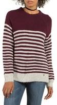 Volcom Women's Cold Daze Stripe Sweater