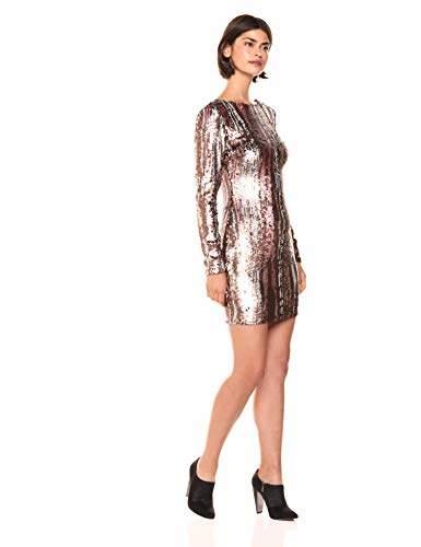 ffb05d84 Dress the Population Gold Sequin Dresses - ShopStyle