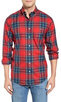 Vineyard Vines Caroler - Tucker Classic Fit Plaid Sport Shirt