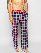 Bench Lounge Pant - Red