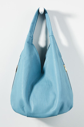 Urban Originals Warner Slouchy Tote Bag By in Blue Size ALL
