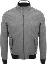 Original Penguin Harrington Poly Jacket Grey