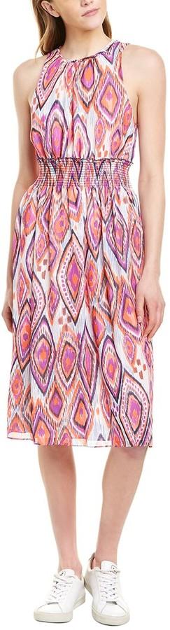 Thumbnail for your product : trina Trina Turk Trina By Trina Turk Mao Midi Dress