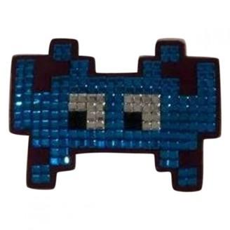 Anya Hindmarch Blue Plastic Bag charms
