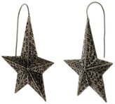 Thierry Mugler Stainless Steel Earrings