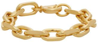 Dries Van Noten Gold Chain Bracelet