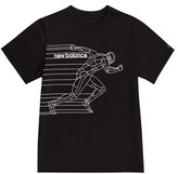 New Balance Boys' S/s Graphic T-shirt.
