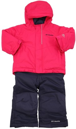 Columbia Puffer Ski Jacket & Jumpsuit
