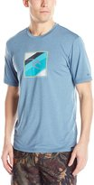 Rip Curl Men's Squared Up Short Sleeve Surf Shirt Rashguard