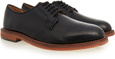 H By Hudson Daines Black Lace Up Shoe