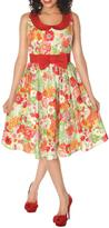 Retrolicious Retro Floral Dress