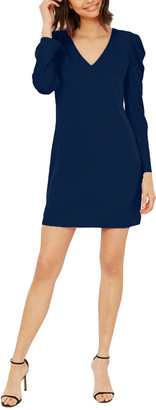 Milly Janelle Silk-Blend Dress