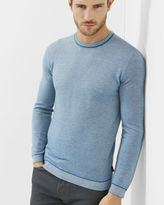 Ted Baker Woolblend crew neck sweater