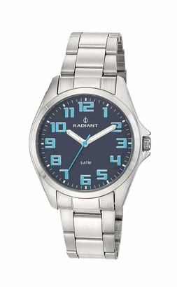 Radiant Boys Analogue Quartz Watch with Stainless Steel Strap RA242301