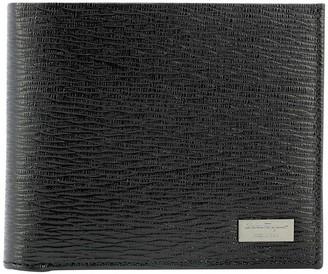 Salvatore Ferragamo Coin Pouch Bifold Wallet