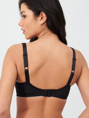 Pour Moi? Pour Moi Energy Non Wired Full Cup Sports Bra - Black