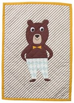 ferm LIVING Bear Quilted Blanket