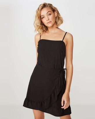 Cotton On Woven Kiki Summer Mini Dress