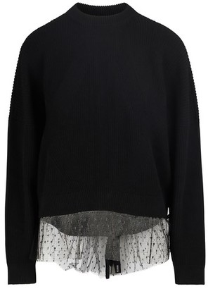 RED Valentino Cotton sweater