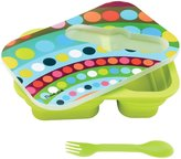 French Bull Pop Up Silicone Double Lunch Box - Bindi
