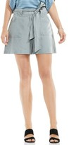 Vince Camuto Women's Belted Shorts