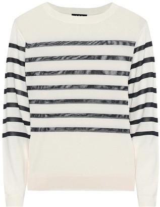 A.P.C. Cordelia merino wool-blend sweater
