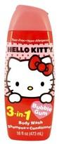 Hello Kitty 3 in1 Bodywash