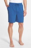 Majestic International Men's Pique Cotton Lounge Shorts