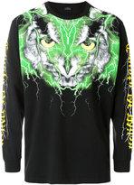 Marcelo Burlon County of Milan owl printed sweatshirt